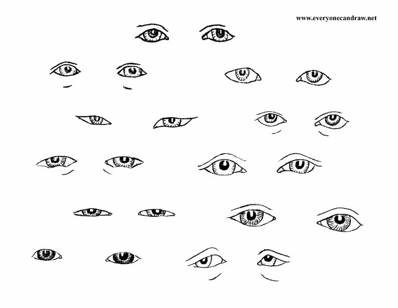 eyes for portraits